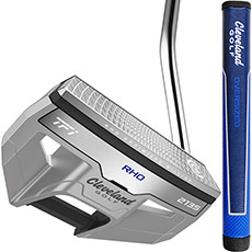 TFI 2135 SATIN - RHO PUTTER, O/S GRIP,{$variationvalue},{$viewtype}