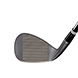 RTX-3 BLACK SATIN WEDGE
