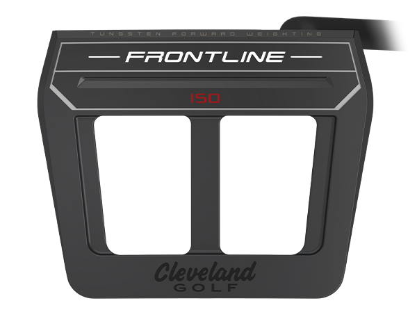 Cleveland Golf Frontline Putters ISO Doublebend