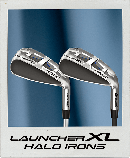 Launcher XL HALO Irons