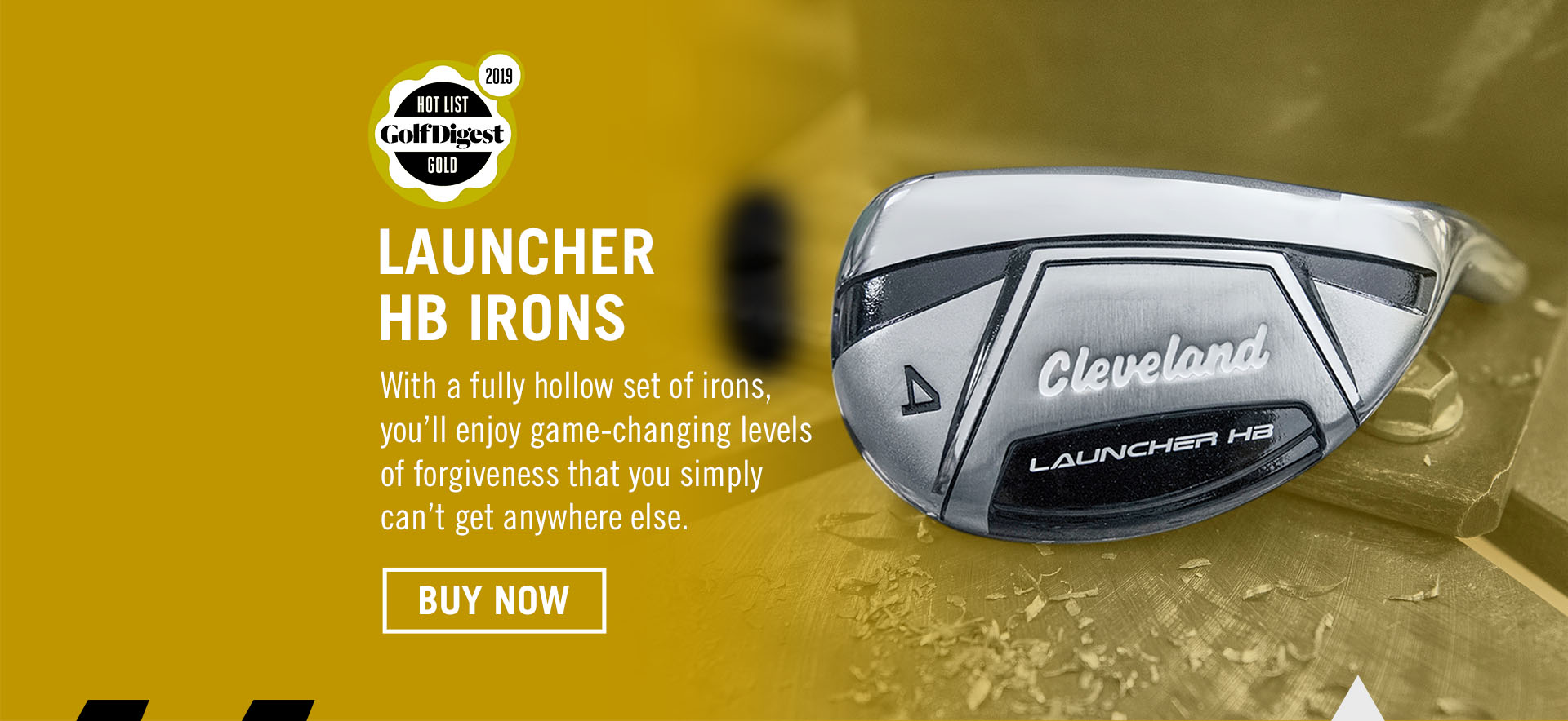 Launcher HB Irons