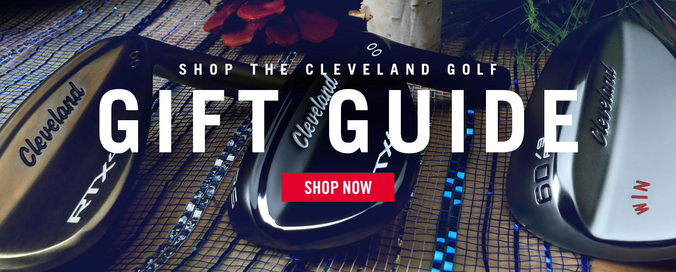 Cleveland Golf Gift Guide