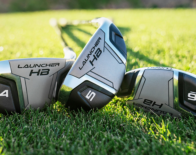 Cleveland Golf Launcher HB Turbo Irons Family Shot