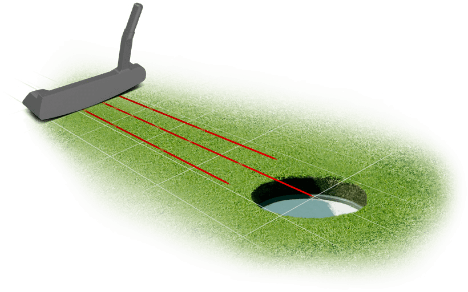 Putter without SOFT