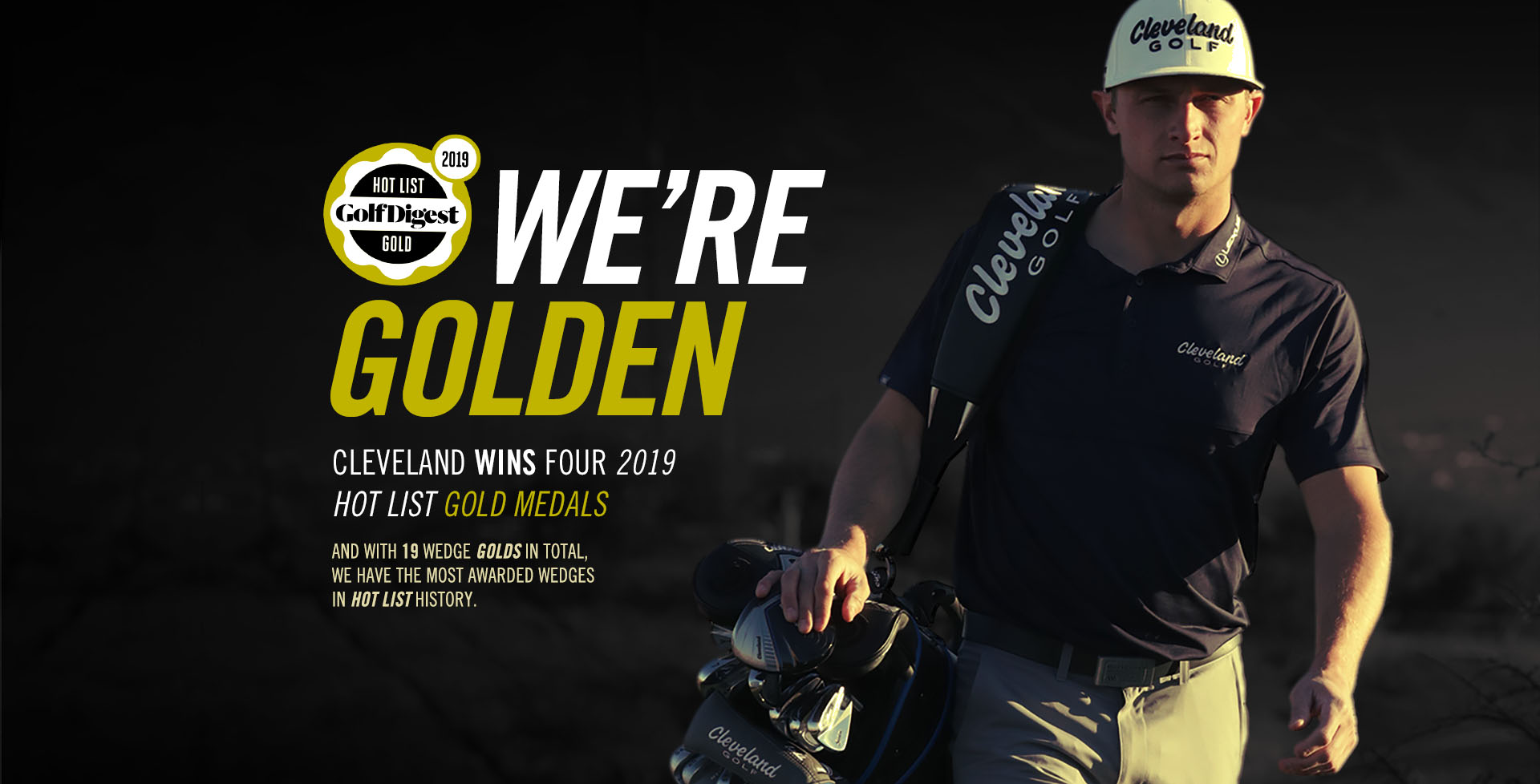 We're Golden, Cleveland Wins Four 2019 Hot List Gold Medals