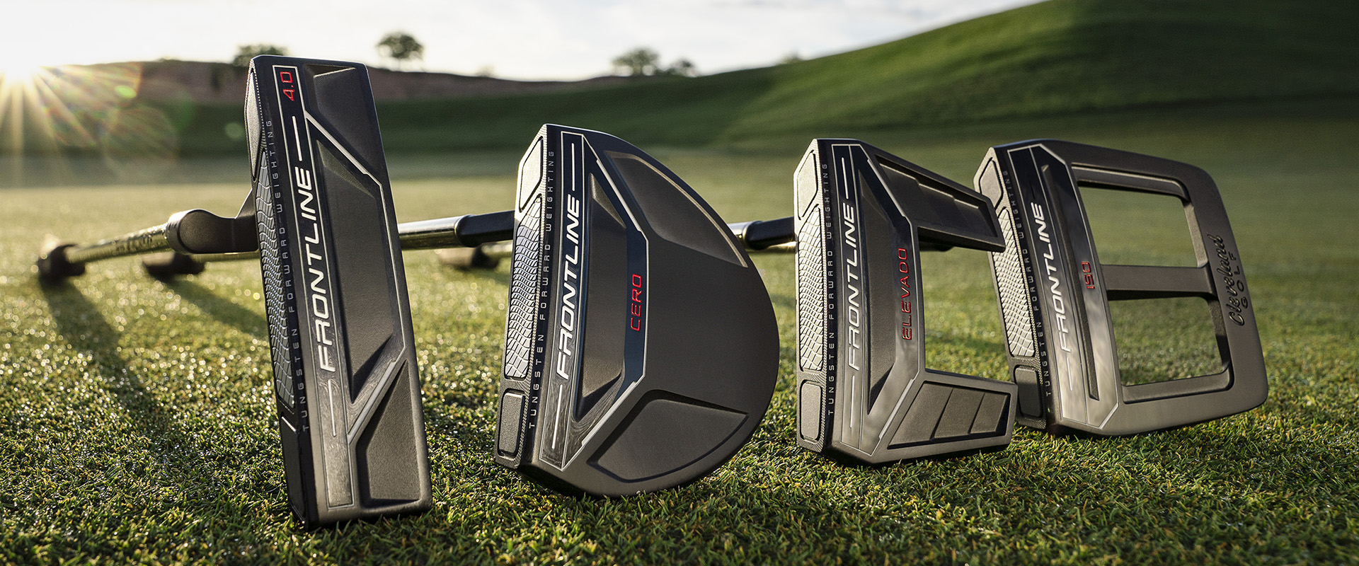 TRY BEFORE YOU BUY | DEMO FRONTLINE PUTTERS AT HOME