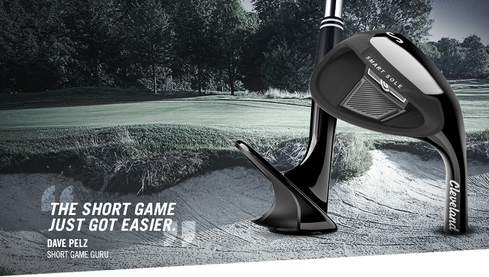 Smart Sole 2.0. The Short Game Just Got Easier. - Dave Pelz