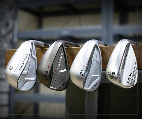 Cleveland Wedge Family