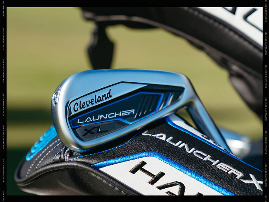 Launcher XL Irons Lifestyle