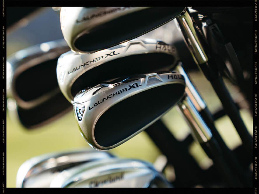 Launcher XL HALO Irons Lifestyle