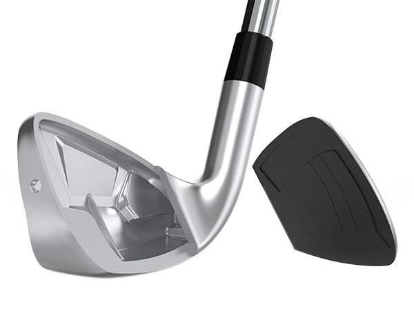 Cleveland Golf Launcher UHX Irons Face