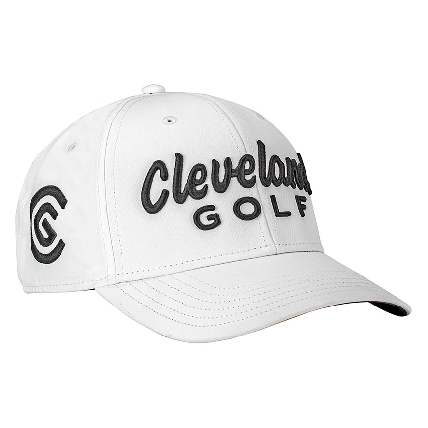 CG STRUCTURED CAP,White