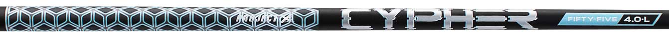 Project X Cypher 55 shaft