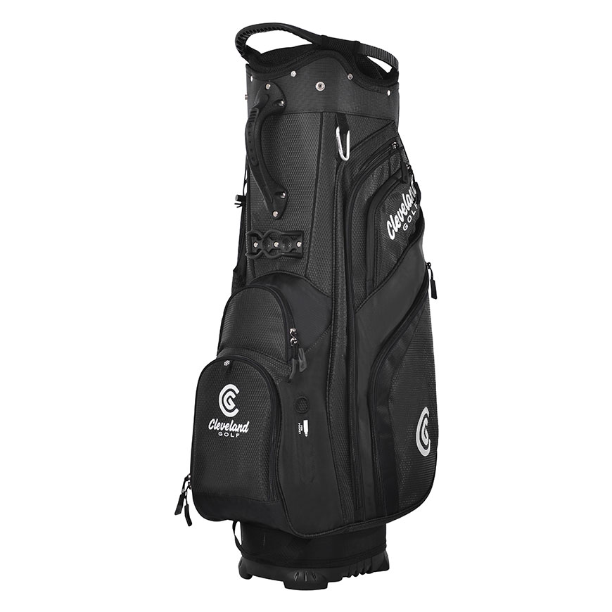 CG CART BAG,Black