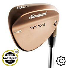 RTX-3 TOUR RAW WEDGE,