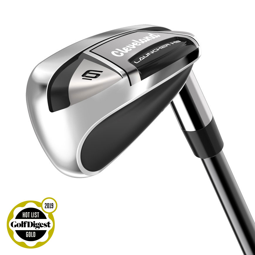 LAUNCHER HB IRONS (SET),