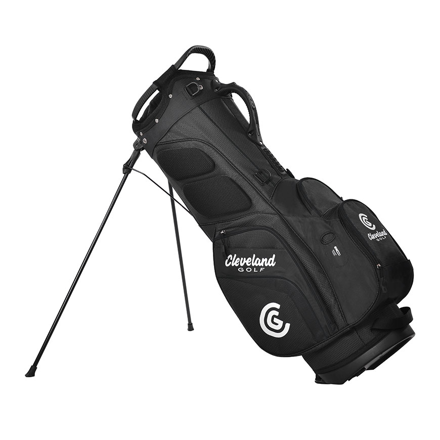 CG STAND BAG,Black