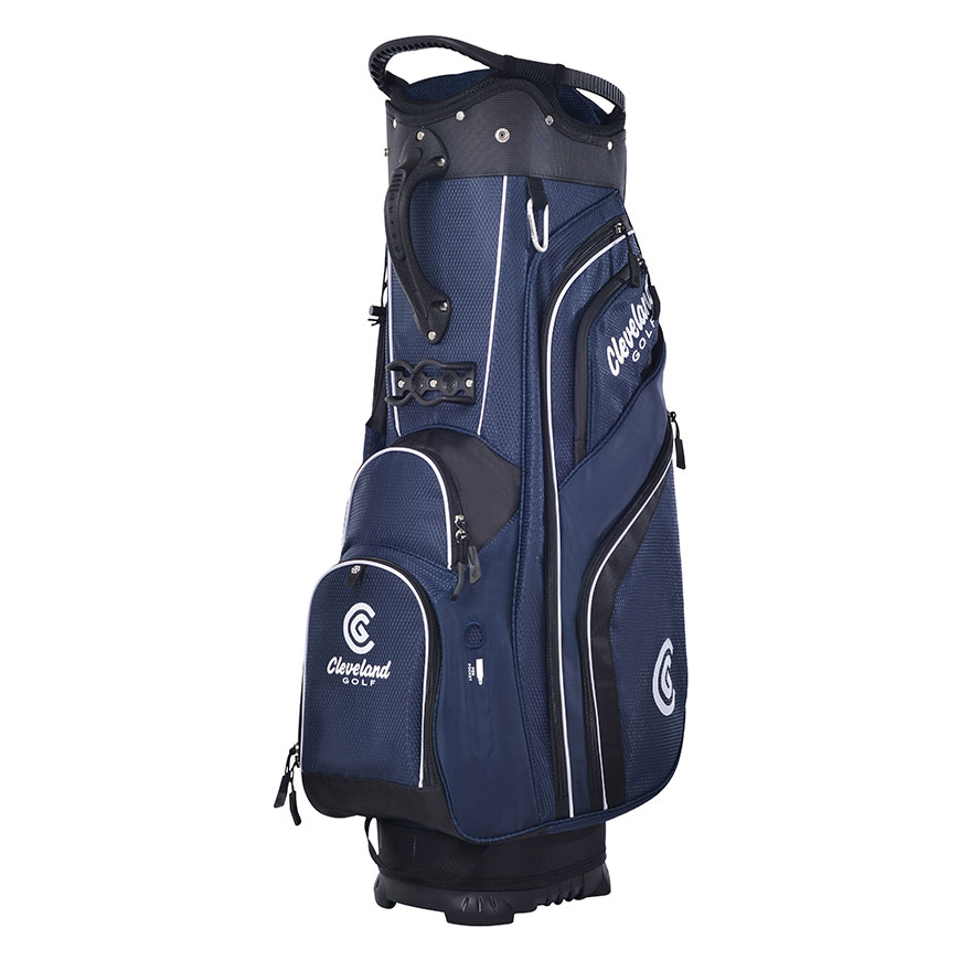 CG CART BAG,Navy/Black