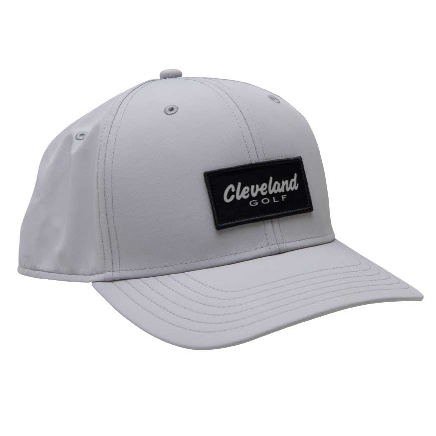 PERFORMANCE PATCH HATS,Light Grey