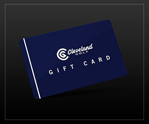 Cleveland Golf Gift Card